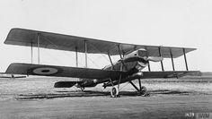BRITISH AIRCRAFT FIRST WORLD WAR (Q 67320). Short Shirl single seat torpedo bomber biplane.