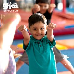Helping your child develop healthy habits early on in life will offer many long term benefits. Check out these 5 tips from The Little Gym blog!