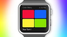 Create an Apple Watch Game with Xcode and Watchkit Simple App, Make It Simple, Apple Watch Colors, Objective C, Learn A New Skill, Learn To Code, Memory Games, Your Turn, Online Courses
