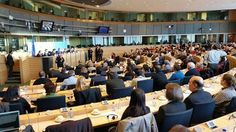 Conference in European Parliament Maryam Rajavi : West must show resolve if it is to stop Iranian regime from obtaining nuclear bomb Cooperation with Iranian regime under pretense of fighting ISIS is not a solution but a recipe for disaster Maryam...