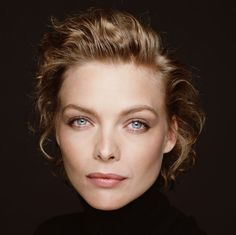 """Take a look back at People's """"Most Beautiful"""" cover models, beginning with Michelle Pfeiffer, who graced the cover in Michelle Pfeiffer, Beautiful Cover, Most Beautiful Women, Diane Keaton, Actrices Hollywood, Portraits, Cover Model, Sandra Bullock, Look At You"""