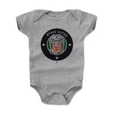 Kids Carlos Carrasco Ball B Onesie from 500 LEVEL. This Carlos Carrasco Onesie comes in multiple sizes and colors. Newborn Care, Newborn Gifts, Cole Hamels, Kirk Cousins, Chicago C, Walter Payton, Buster Posey, Baby Kids, Onesies