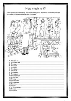 worksheet - Free ESL printable worksheets made by teachers English Class, English Lessons, English Words, Learn English, Grammar Book, Teaching Grammar, English Teaching Materials, Teaching English, Ingles Kids