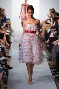 Oscar de la Renta - New York Fashion Week Spring Summer 2013