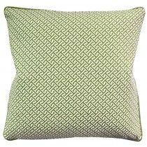 Athens Pee Green Pute - 50 x 50 cm Athens, Textiles, Throw Pillows, Stockholm, Green, Cushions, Cloths, Fabrics, Decorative Pillows