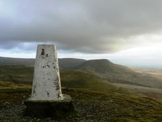The summit of Murton Pike looking to Roman Fell in the #NorthPennines #AONB
