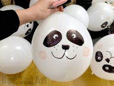 How to make a Panda Pop Up Card - Panda Party Ideas Pandacorn Cake for beginners. How to make a Pandacorn Cake. How to make a panda cake for beginners. Jungle Theme Birthday, Boy Birthday Parties, Birthday Party Decorations, Panda Themed Party, Panda Party, Panda Birthday Cake, Panda Baby Showers, Panda Decorations, Panda Craft