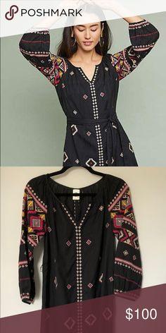 e755c003dcf7 Akemi kin Henrietta dress, XS. Veuc. Akemi kin Henrietta dress, XS. More  information. More information. Anthropologie Akemi+Kin Brooke Eyelet Swing  ...