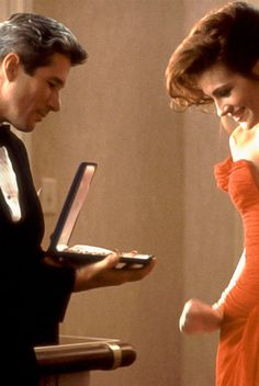 *PRETTY WOMAN,1990 ~ Richard Gere & Julia Roberts