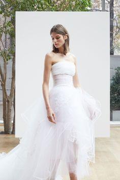 Oscar de la Renta Bridal Spring/Summer 2018 24