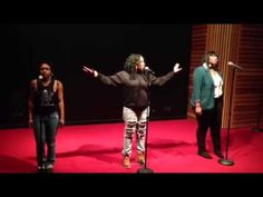 SLAM POETRY: The History of Twerking - YouTube