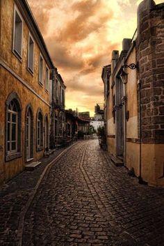 Old Town Xanthi.