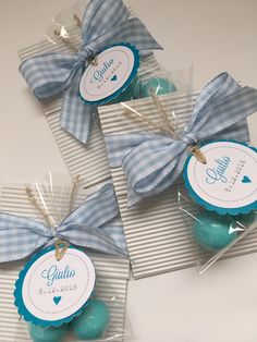 Bomboniere battesimo - baby boy newborn favors celebration p Baby Favors, Baptism Favors, Baby Shower Parties, Baby Boy Shower, Wedding Thanks, Baby Shawer, Festa Party, Baby Cards, Holidays And Events