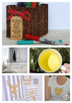 5 Super cool diy's for an awesome weekend!