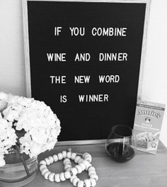 {Decorative} 30 original messages for letter boards! - {Decorative} 30 original messages for letter boards! Great Quotes, Quotes To Live By, Me Quotes, Funny Quotes, Inspirational Quotes, Funny Food Quotes, Funniest Quotes, Quotes Kids, Humor Quotes
