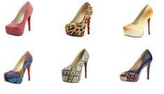 If you are a lover of red bottom #shoes, these stylish shoes are perfect for you.
