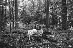 A Young Girl Who's Best Friends with an English Bulldog - My Modern Met