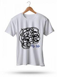 Camisetas Diversos Modelos - My Life MO8901