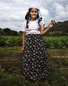 Santa Rosa de Copan in Honduras