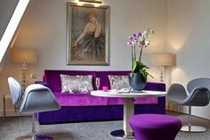 Rooms & Suites La Villa Maillot Paris