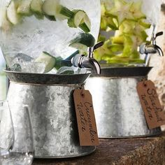 Shop galvanized metal drink dispenser stand from Pottery Barn. Our furniture, home decor and accessories collections feature galvanized metal drink dispenser stand in quality materials and classic styles. Drink Dispenser, Water Dispenser, Pottery Barn, Galvanized Metal, Galvanized Buckets, Bar Drinks, Beverages, Summer Drinks, Summer Parties