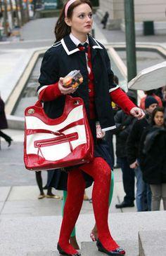 J'adore Fashion: How to Dress Like Blair Waldorf