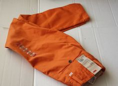 Levi's 511 Slim Trouser W30 L30 Sits below waist Slightly tapered leg Orange visit our ebay store at  http://stores.ebay.com/esquirestore