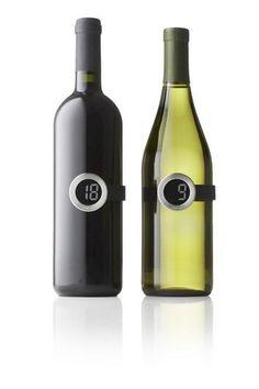 Thermomètre à vin digital Vignon de MENU  http://www.thegiftshop.fr/thermometre-a-vin-vignon-menu,fr,4,GS00091.cfm