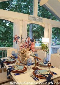 4th of July Nautical Table Setting Tablescape 01_wm
