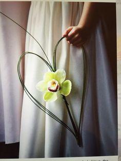 cute idea for a bouquet