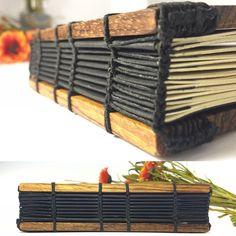 Handmade zebra wood journal. https://www.etsy.com/shop/4LoveandArt