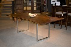 Cascadia Dining Table The Joinery Portland Oregon