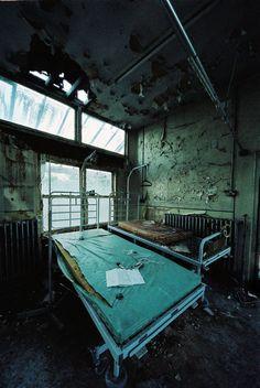 Abandoned. St. Gerard's Orthopaedic Hospital, Birmingham.