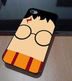 HARRY POTTER INSPIRED - iPhone 5 case, iPhone