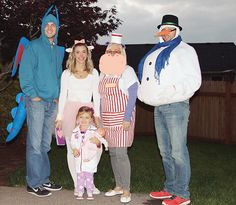 DIY Doc McStuffins halloween costumes for the whole family :)  #halloween #halloweencostumes #docmcstuffins