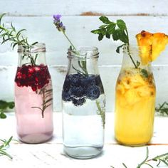 Refreshing summer spritzers!