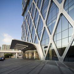 Hotel Kapok Shenzhen Bay / Goettsch Partners
