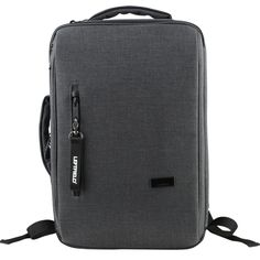 3 Way Backpack Business Laptop Bag for Men LEFTFIELD 683 (2)