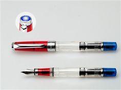 Goulet Pen Co. will introduce in July the new TWSBI pen...can't wait!!