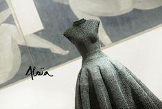 Alaïa - À Paris, j'ai eu la chance d'aller visiter l'expo Alaïa avant l'heure d'ouverture. Avoir tout le Palais Galliéra pour moi, c'était fabuleux, et surtout entourée de ces créations qui n'ont pas pris une ride. C'est une exposition sobre et fascinante - les mannequins de plastique transparent...