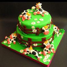 COW CAKE | Cow cake