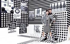 Optical Odyssey, Vogue Girl February 2013