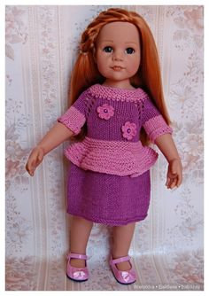 Для любимых кукол Готц Любой наряд 500р / Одежда для кукол / Шопик. Продать купить куклу / Бэйбики. Куклы фото. Одежда для кукол