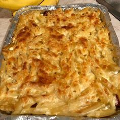 Cookbook Recipes, Dessert Recipes, Cooking Recipes, Desserts, Greek Recipes, Food Inspiration, Lasagna, Macaroni And Cheese, Food And Drink