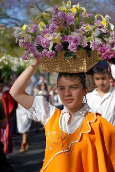 Madeira Island Flower Festival. #madeira #secretmadeira #Portugal