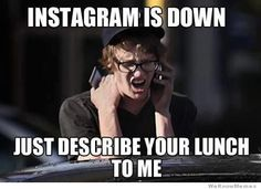 Breakfasts everywhere went undocumented on Saturday, June 30 with Instagram down across the nation.