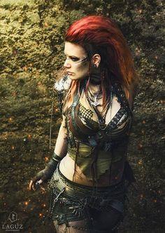 grafika cosplay, costume, and mad max