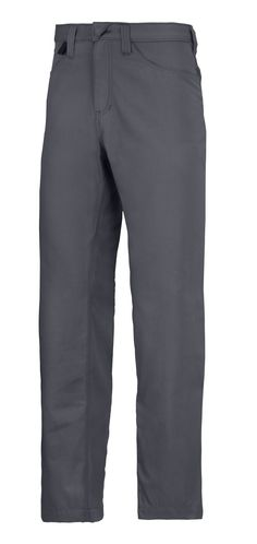 When you delvier the best #service possible, you want to wear your company #logo with pride. These #chinos were designed to make your logo stand out and offer a modern fit and stretchy fabric for working comfort. Available in navy, grey, steel grey and black. - Snickers Workwear Artnr. 6400