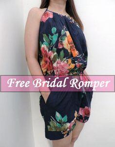 23c2e0966 45 Best Bridesmaid rompers images