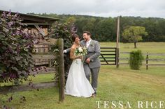 Sweet Meadow, West Georgia Wedding Venues. Bride & Groom Photo: Tessa Rice